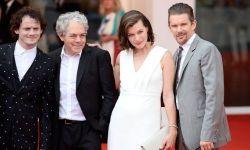 威尼斯电影节第八日:《闯入者》首映 伊桑霍克领衔《辛白林》