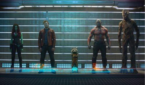 北美榜单老片详述:《危险行为》跌幅大《银河》超《钢铁侠2》