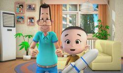 《新大头儿子和小头爸爸之秘密计划》:经典父子档首登大银幕