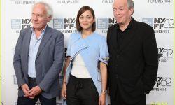玛丽昂·歌迪亚携新片《两天一夜》出席纽约电影节