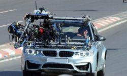 电影《碟中谍5》拍摄现场:摩洛哥拍追车戏