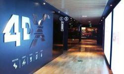韩国4DX影厅技术获赞  年底全球影厅数量将达160个