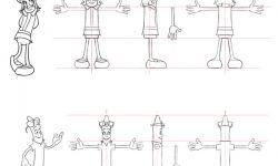 国产动画电影《蜡笔总动员》定档明年暑期 设计原稿曝光