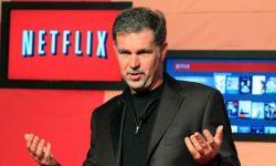 Netflix哈斯汀斯:电视行业正在向网络视频和网络电视转移