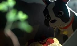 迪士尼动画短片《盛宴》:小狗视角展现主人爱情