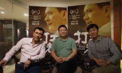张唯导演7年磨砺,现实题材电影《打工老板》首映