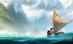 迪士尼动画片《莫阿娜》:海洋题材,定档2016年