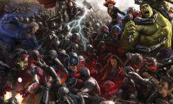 特效镜头超3000个  《复仇者联盟2》创漫威电影新纪录