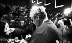 法国导演吕克·贝松携《超体》对话中国影迷