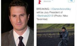 美国导演达伦将担任第65届柏林国际电影节评委会主席