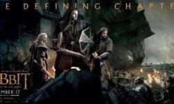 《霍比特人3》:矮人王子对阵巨兽 甘道夫比尔博并肩作战