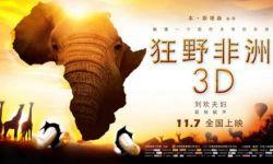 法国3D纪录片电影《狂野非洲》票房不佳  市场缘何如此?