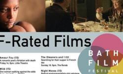 """英国首现""""F级电影"""" 意在凸显女性电影人缺乏现状"""