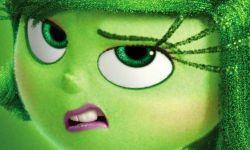 皮克斯3D动画《头脑大作战》五种情绪小人角色海报亮相