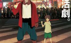 日本导演细田守三年磨一剑  新作《怪物之子》明年夏天上映