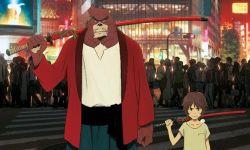 细田守公开新作《怪物之子》预告片发布