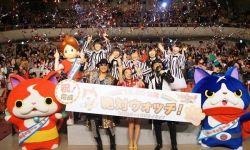 剧场版《妖怪手表》预售出100万张票  坐收10亿日元票房