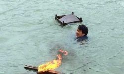 成龙新片《跨境追捕》拍摄遭意外  51岁摄影师坠海身亡