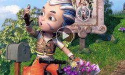 动画大电影《龙骑侠3D》动画版MV《梦想天堂》发布