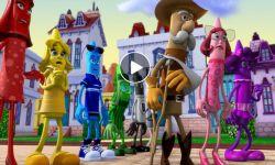 动画电影《蜡笔总动员》首款预告片发布