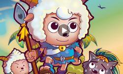 国产动画电影《喜羊羊与灰太狼7》概念预告片发布