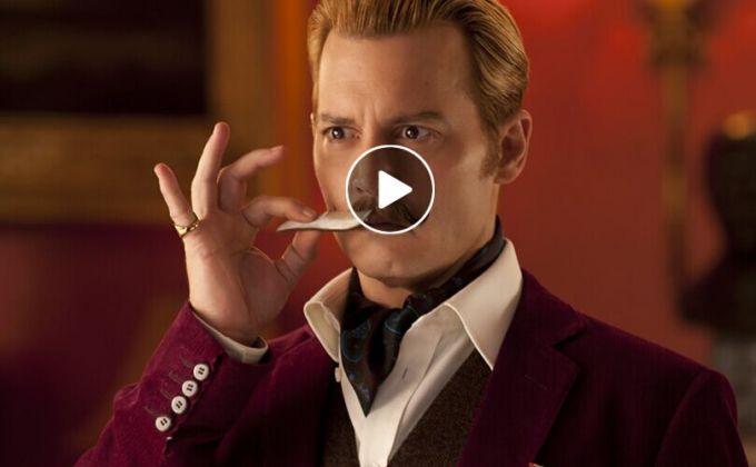 喜剧电影《贵族大盗》今日曝光国际版预告片