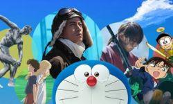 2014年日本电影市场:《冰雪奇缘》创奇迹 漫改电影复苏