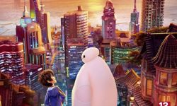 电影《超能陆战队》夺得日本票房三连冠