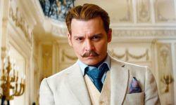 德普被评2014年性价比最低演员  新片《贵族大盗》依旧惨败