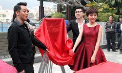 爱情轻喜电影《临时演员》在深圳举行开机发布会