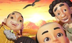 动画电影《少年毛泽东》海报发布  定档3月20日