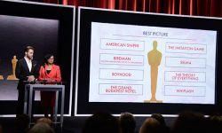 奥斯卡最佳影片提名数量或将恢复为5部