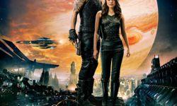 电影《木星上行》首日票房破4千万  开创视觉美学新高度