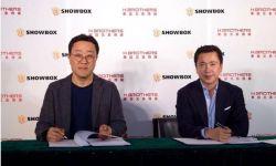 华谊兄弟与韩国Showbox战略合作  三年将合拍三部电影!