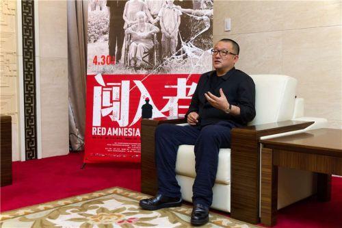 浙江大学青年电影节开幕    王小帅携《闯入者》畅谈电影