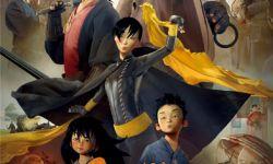 中法合拍动画电影《王子与108煞》定档8月21日  向《水浒》致敬