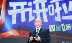 吴宇森导演携《太平轮•彼岸》做客中央电视台《开讲啦》节目