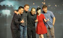 中美合拍魔幻冒险电影《长城》全片杀青  张艺谋执导