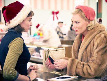 女同电影《卡罗尔》(Carol)首款预告片发布