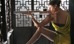 女星蕾贝卡·弗格森加盟梦工厂新片《列车上的女孩》