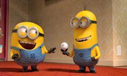 阿里巴巴与环球影业合作,《小黄人》要上线天猫影院了
