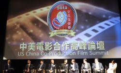 第11届中美电影节中美电影合作高峰论坛在美国开幕