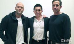 奔驰副总裁蔡公明变身路画影业CEO  与杰森·斯坦森合作新片
