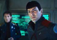 电影《星际迷航3:超越星辰》预告:企业号遭重创绝地求生