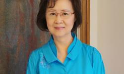 琼瑶正式成为中国电影文学学会唯一的台湾地区会员