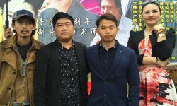 网络电影《超能英雄联盟》在广西太平开机拍摄