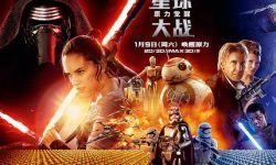 电影《星战7》为什么在中国没大火?
