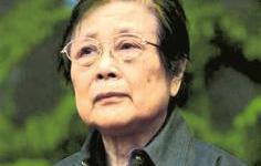 电影艺术家谢晋的遗孀徐大雯辞世 享年90岁