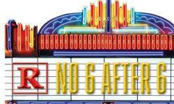 美国影院禁止6岁以下儿童看R级电影加强版分级制度