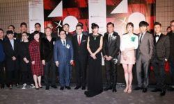 第40届香港国际电影节正式拉开帷幕 古天乐作为大使出席活动